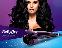 CURL SECRET - Babyiss