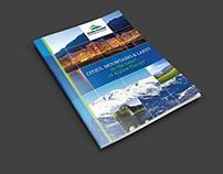 Magazine design for Eurotours International