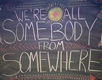 "Steven Tyler ""We're All Somebody..."" Lyric Video"