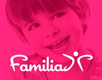 Familia brand identity