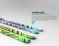 Artemi Skis