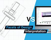 2D CAD vs MBD: Challenges in many-facets of design