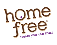 homefree cookies : branding : package design : website