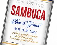 Liqueur SAMBUCA