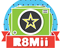 R8mii - Photo Rating App