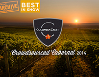 Columbia Crest: World's First Crowdsourced Wine