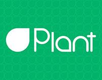 Plant - Identidade Visual e Aplicativo