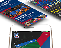 Crystal Palace Kids Mobile App