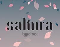 Sakura Typeface