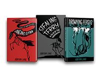 Addison Lane Trilogy Book Covers