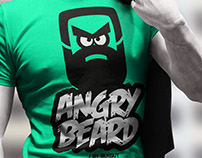 Angry and bad t-shirts designs