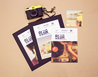 Blur · A Magazine About Cinema