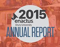 Enactus: Annual Report 2015