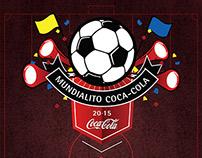 Mundialito 2015 Coca-Cola