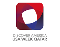 USA Week in Qatar Branding