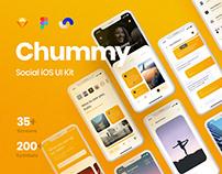 Chummy Social UI Kit