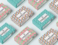 Sunsuhan Soap Packaging