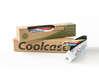 Coolcase: Logo, Packaging, Product display