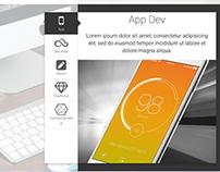 Roquette – Bootstrap Multipurpose HTML5 Theme