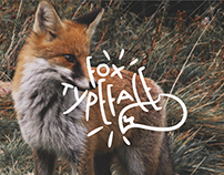 Fox Typeface