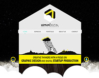 LEMUN DIGITAL Web Site