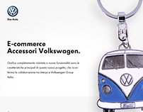 Volkswagen E-commerce for accessories