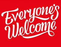 Everyone's Welcome - Tesco