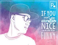 Be Nice :D