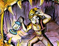 """SteamKid: """"Sharp"""" illustration"""