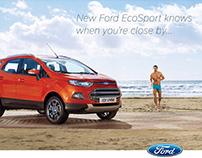EcoSport Keyless Entry