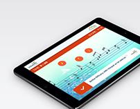 Vimpat iPad app