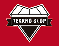 TEKKNO SLOP - Identidad festival de Musica Electronica