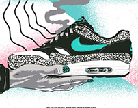 Nike Air Max Atmos / Poster