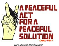 A wisp for Tibet