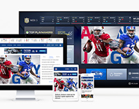 NFL Network: Matchups: Season Theme Explorations 2017.