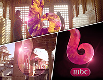 MBC Bollywood Ident 2017 Concepts