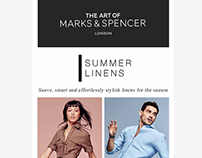 MARKS & SPENCER PAGE DESIGNS FOR MYNTRA