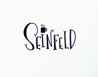 Seinfeld – Lettering Project