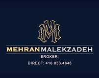 Mehran Malekzadeh Website