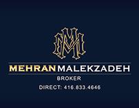 Mehran Malekzadeh Website