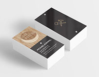 Business Cards - Luna Madera