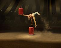 Samsonite Circus