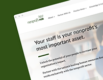 Nonprofit HR Website