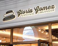 Projeto de branding Gloria Gomez.