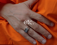 ETC. JEWELRY e-commerce