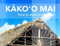 Kako'o Mai (Events Booklet)