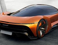 McLaren Concept E-Zero