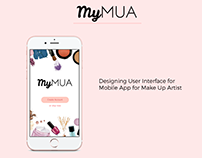 MyMUA - Mobile App for Make Up Artist