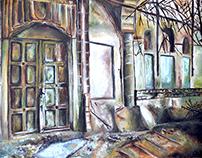 Fine Art   Old Doors