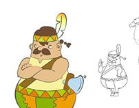 Joy character design